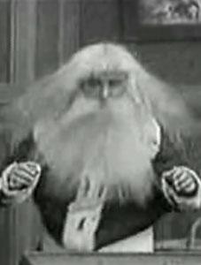 The Wrong Santa