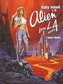 Alien from LA