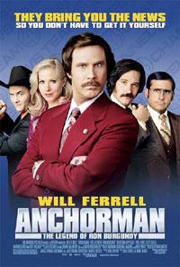 Anchorman: The Legend