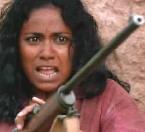 bandit queen film review History of indian cinema can be clearly divided into 2 parts - pre & post bandit queen this film was a pioneering one in many ways no one dealt the crime genre with so much virtuosity before.