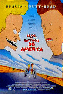 Beavis And Butt Head Do America Full Movie