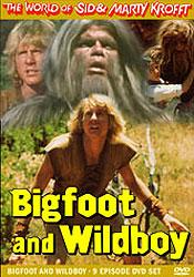 Bigfoot &amp Wildboy