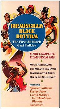 Birmingham Black Bottom