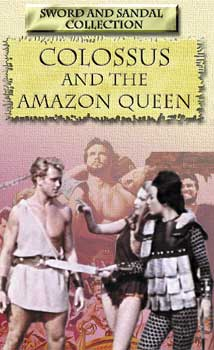 Colossus &amp the Amazons