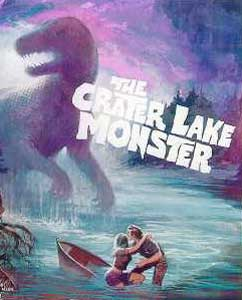 Crater Lake Monster