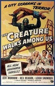 The Creature Walks
