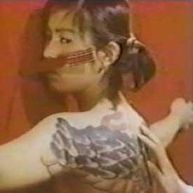 Dragon Tattooed Lass