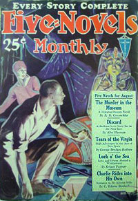 Five Novels Monthly