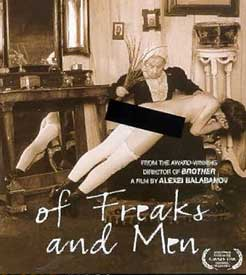 Of Freaks &amp Men