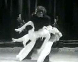 Gorilla &amp the Maiden
