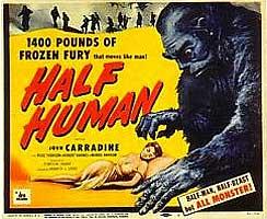 Half-human