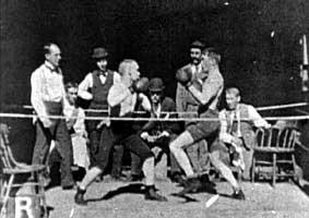 Horbacker-Murphy Fight