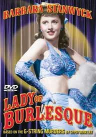 The Lady of Burlesque