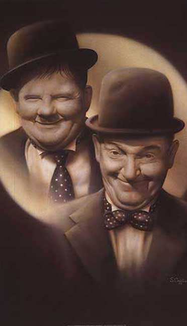 Laurel &amp Hardy