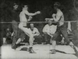 Leonard-Cushing Fight