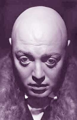 Peter Lorre as Dr. Gogol