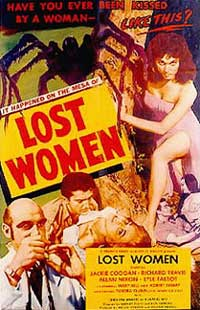 The Mesa of Lost Women
