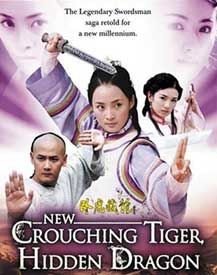 New Crouching Tiger...