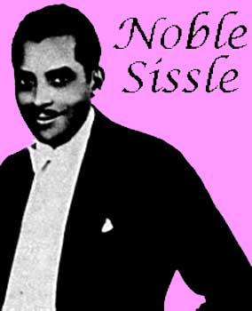 Noble Sissle