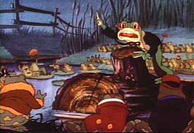 Jazz Frogs