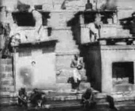 Panorama of Calcutta