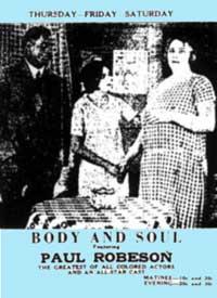 Body &amp Soul