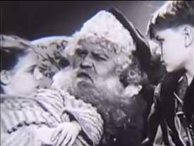 Santa's Punch &amp Judy