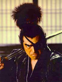 Chiba as Yagyu Jubei