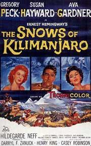 Snows of Kilamanjaro