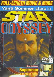 star odyssey film 1979