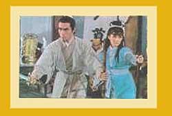 Swordswomen Three
