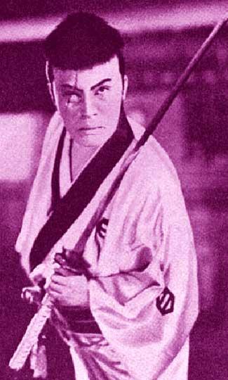 Denjiro as Tange Sazen