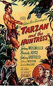Tarzan &amp the Huntress