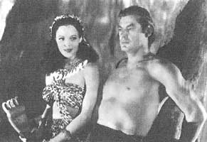 Tarzan &amp the Leopard Woman