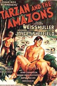 Tarzan &amp the Amazons
