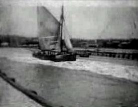 Yarmouth Fishing Boats
